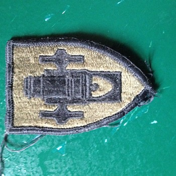 Patch of some sort - Military and Wartime