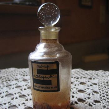 Schiap, Schiaparelli - Bottles