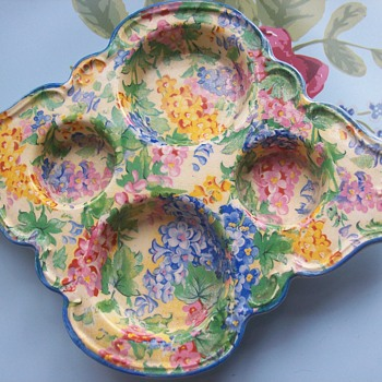 Beautiful Chintz tray/dish