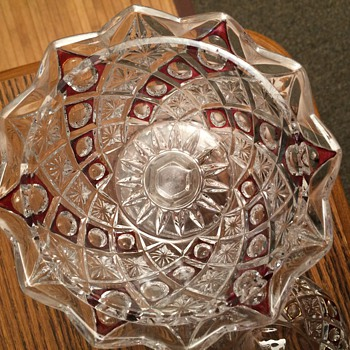 Pretty candy dish