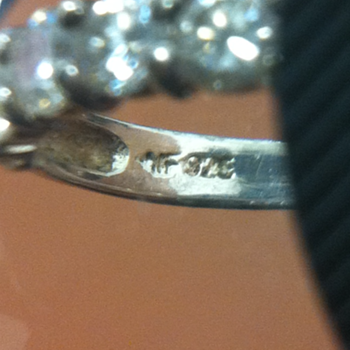Mystery Ring Marking