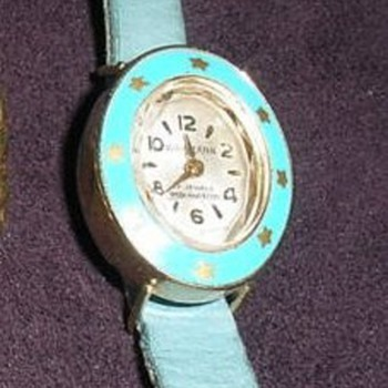Rare Wakmann (Breitling House) Lady /Girl Watch