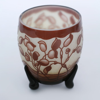 Loetz Cameo Glass - Art Glass