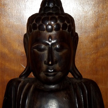 Unknown Buddha Figure