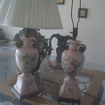 My  Mystery Lamps - Lamps
