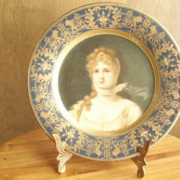 Vintage plate - Kitchen