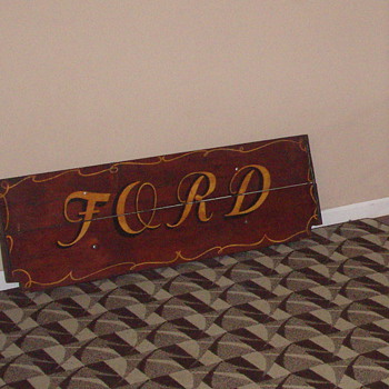 Looking for info on this ford wooden tailgate