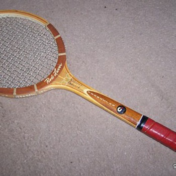 ROD LAVER YOUNGSTAR WOODEN WOOD TENNIS RACQUET - Outdoor Sports