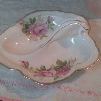 Relish Dish - China and Dinnerware