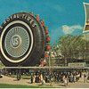 Official World's Fair Post Card