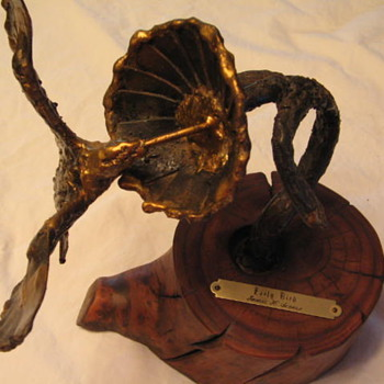 James H. Scorse Sculpture