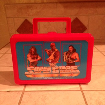WWF Superstars Lunchbox - Kitchen