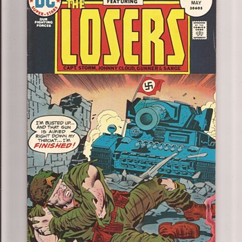 War stories and tank favourite covers