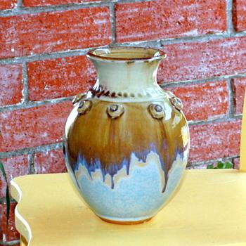 Unknown Stoneware/Ceramic Large Vase