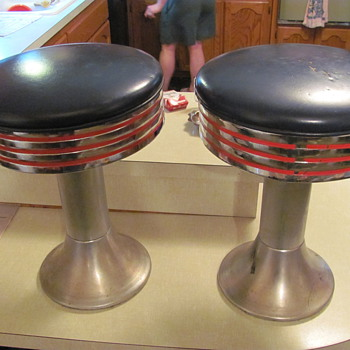 buick55 made me post these stools!!! - Mid Century Modern