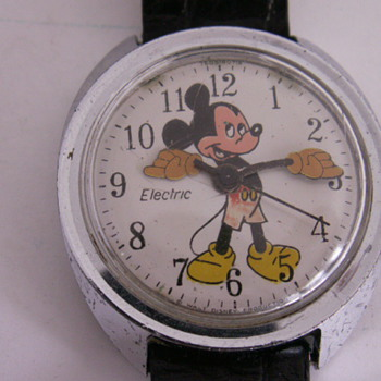 Mickey Mouse Electric - Wristwatches