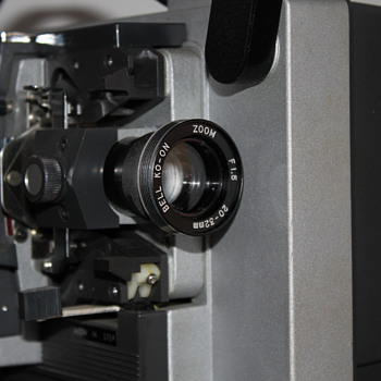 Mexican Magnon Film Projector