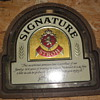 old orginal bar signs