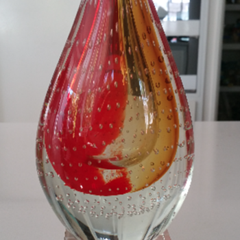 Art Glass Sculpture - Art Glass
