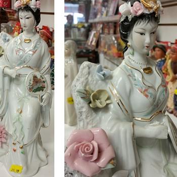 Far East figurine