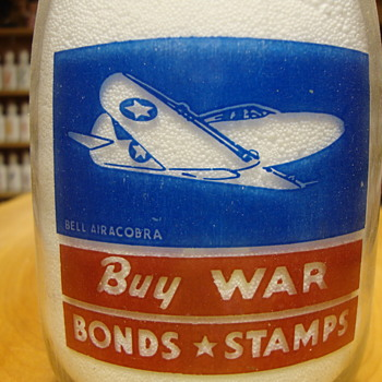 Dodd's Dairy with sealtest Emblem War Slogan...... - Bottles