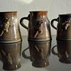 Armadillo Stoneware Mugs