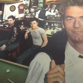 "Huey Lewis and The News ""Sports"" - Records"