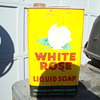 liquid soap  from white rose