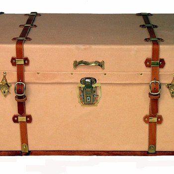 Redesigned Cabin Trunk