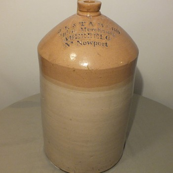 Old Webb Brewery Flagon or Jug - Breweriana