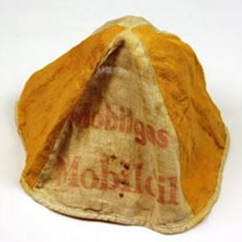 Mobil Oil vintage cap