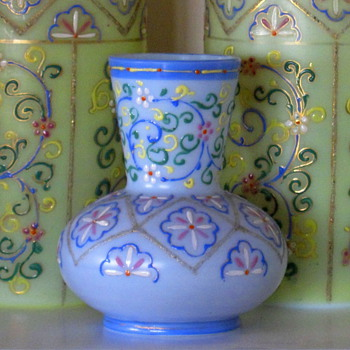 "MARKED.. MYSTERY MYSTIC ""EASTERN STYLE"" VASE!!"