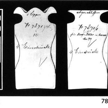 LOETZ BRONZE MARTELE I-7871 (1900)