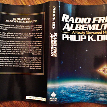 Radio Free Albemuth book