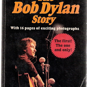 Folk Rock: The Bob Dylan Story (Vintage Paper Back) - Books