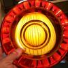 Sklo Union amberina glass ashtray by Adolf Matura!