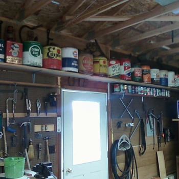 some of my cans