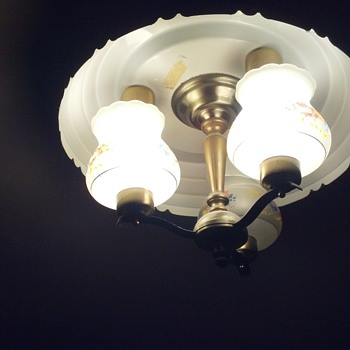 Vintage hanging lamp - Lamps