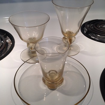 Unknown Glassware - Glassware