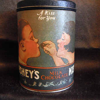 Hershey's Tin - Advertising