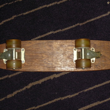 MINNO SKATE BOARD-TAREN TOYS ANYONE KNOW MORE ABOUT IT?? - Sporting Goods