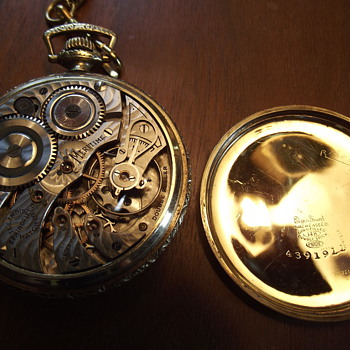 ILLINOIS MARITIME Pocket Watch - Pocket Watches