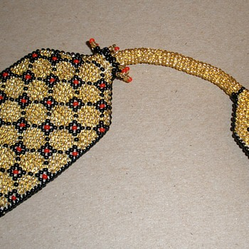 Mystery Beaded Thingy. - Accessories