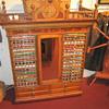 Belding Bros. Spool Cabinet Circa 1880s