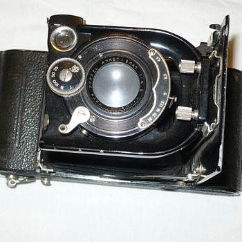 Foth Doppel Anastigmat Roll Camera