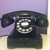 Western Electric 302 Telephone