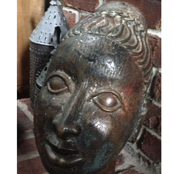 Bronze Head - Visual Art