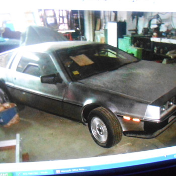 1983 DeLorean Car