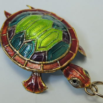Turtle - Pendent for Necklace