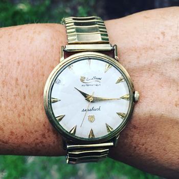Vintage Lucien Piccard Wrist Watch 10k GF - Wristwatches